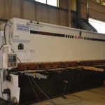 DURMA CNC FULL AUTOMATIC GUILLOTINE