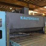 KALTENBACH CNC FULL AUTOMATIC PLATE CUTTING, DRILLING AND MARKING (2)